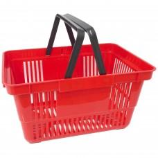 Корзина покупательская пластиковая 20л